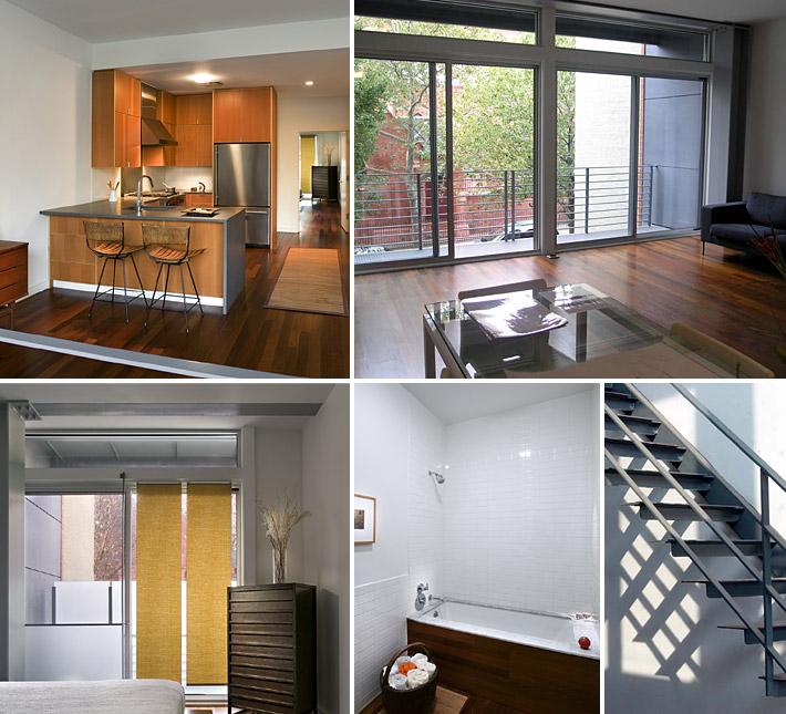 Condominium Brooklyn NY | Mark Dixon Architect